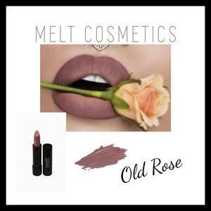 Melt Cosmetics Matte lipstick.   New